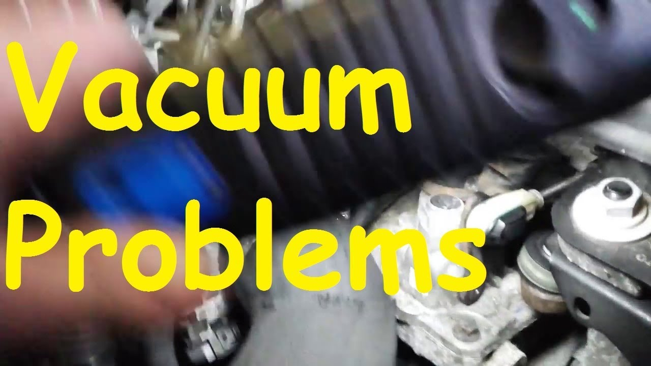 Volvo XC60 Vacuum Problems / XC60/XC70/XC90 Vacuum Pump Leak