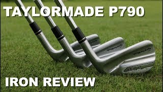 limited edition taylormade p-790 irons