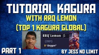 TUTORIAL KAGURA WITH RRQ LEMON (TOP 1 KAGURA) + ADA BUG GILA ! SAYA  BARU TAU !  Mobile Legends thumbnail