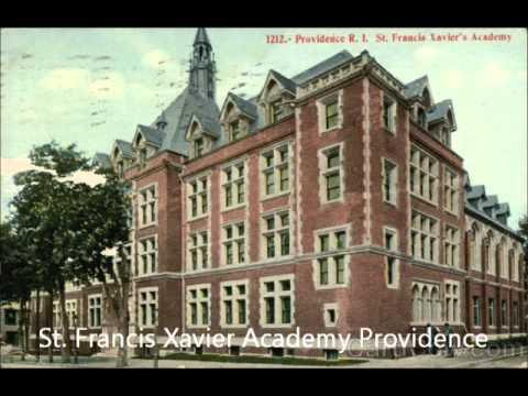 Alma Mater for St. Francis Xavier Academy Rhode Island (sxa)