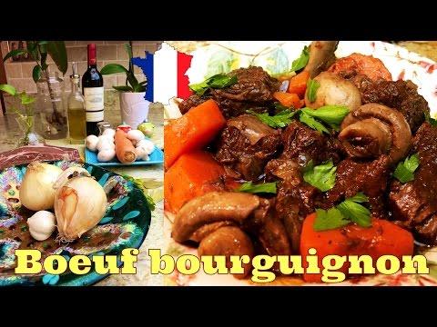 cuisine-française:-boeuf-bourguignon