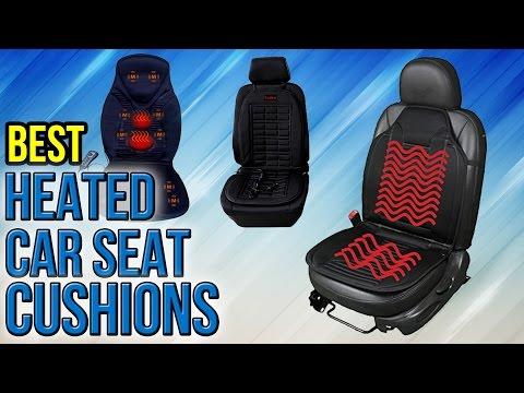 10 Best Heated Car Seat Cushions 2017