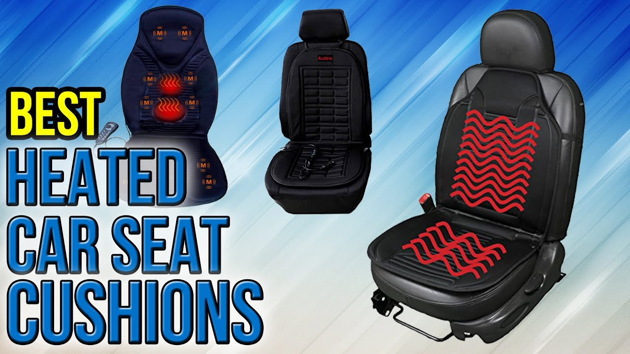 10 Best Heated Car Seat Cushions 2017