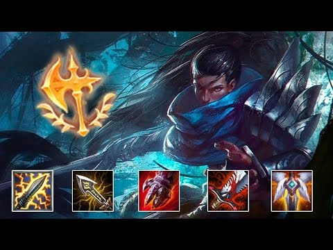 Yasuo Montage 46 - Best Yasuo Plays | League Of Legends Mid thumbnail