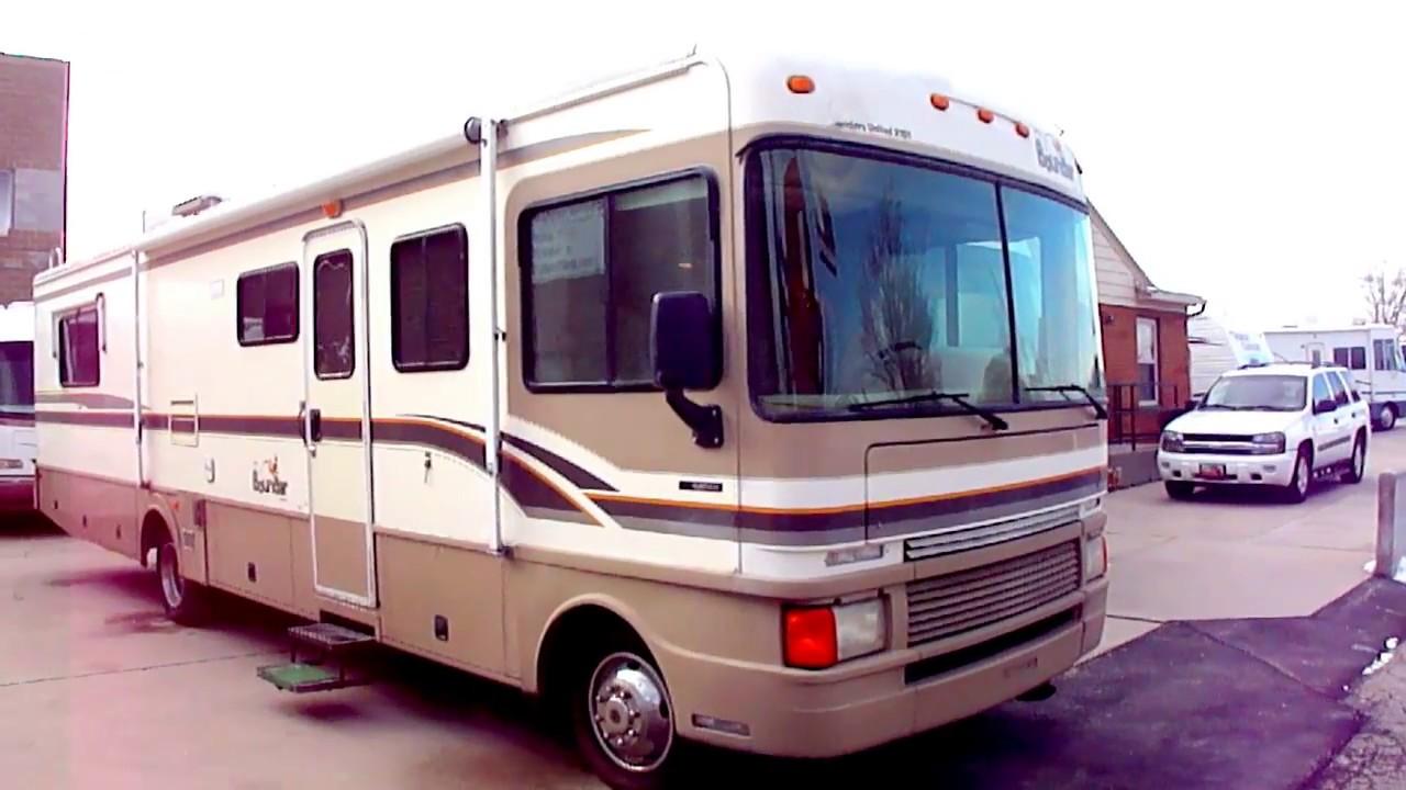 1999 Fleetwood Bounder 34J Motorhome In Utah