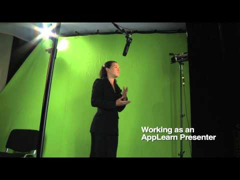 AppLearn Inside View: Working as an AppLearn presenter