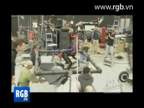 Hậu trường phim AVATAR 3D - Behind The Scenes - part 1 [RGB.vn]