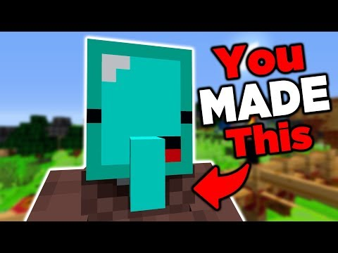 Minecraft, But I Let My Subscribers Make My Texture Packs