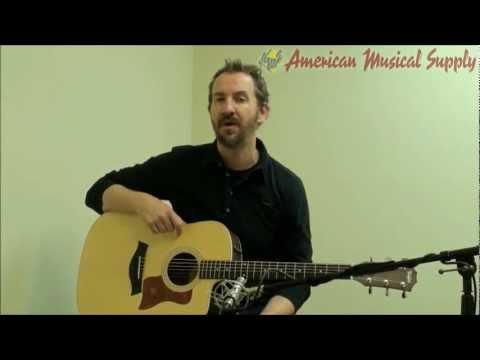 Taylor 210CE Dreadnought Acoustic Electric Guitar - Taylor 210CE