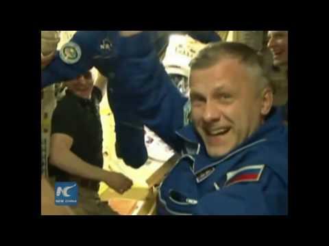 RAW: Watch Russian Soyuz spacecraft successfully docks with ISS