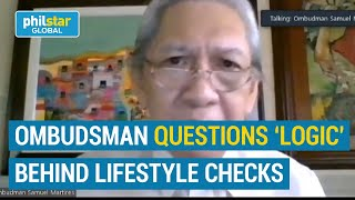 Ombudsman questions 'logic' in lifestyle checks