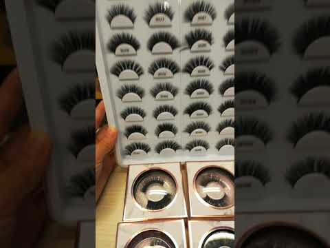 787d4835db8 3d mink lashes vendor,wholesale mink eyelashes,false lashes manufacturer by  Sally Yang