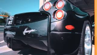 Pagani Automobili landed in North America