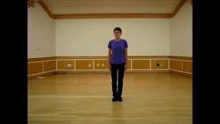 Agua Bendita line dance
