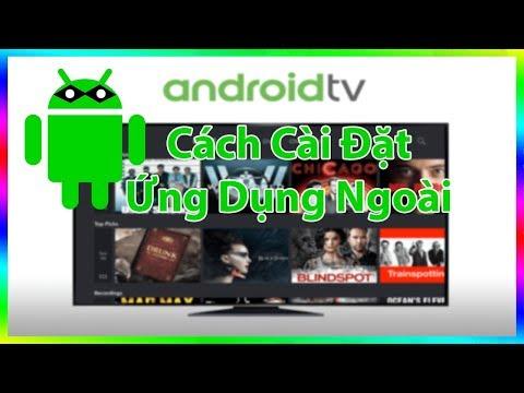 Cách CÀI ĐẶT File Apk Lên ANDROID TV Box Xiaomi Mibox S [Hieuhien.vn]