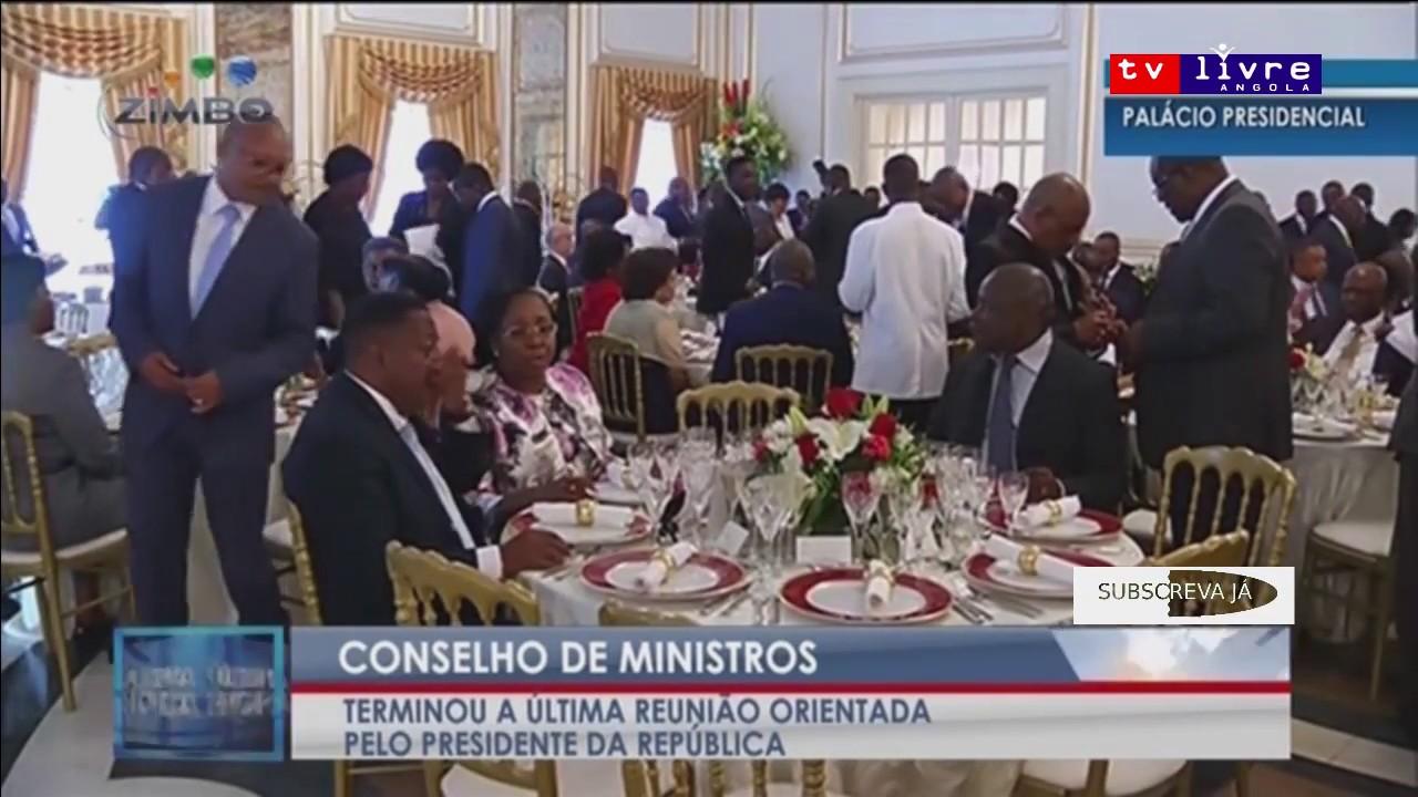 Download José Eduardo dos Santos despede-se do Conselho de Ministros - 16.08.2017 - Directo -