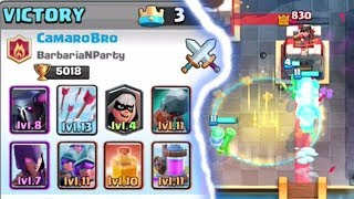 THIS DECK IS THE META | Clash Royale | #1 Deck In The World