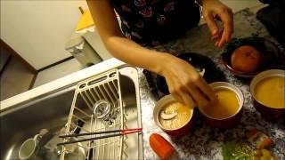 Рецепт Чаван-муши (Тяван муси) 茶碗蒸し