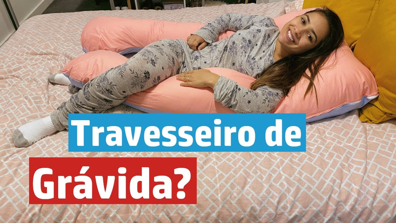 Diário de Gravidez - Travesseiro dos SONHOS ?!
