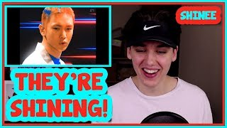 SHINee 샤이니 I Want You MV REACTION THIS IS BEAUTIFUL