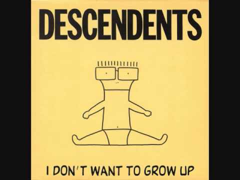 Descendents - I Don't Want To Grow Up LP