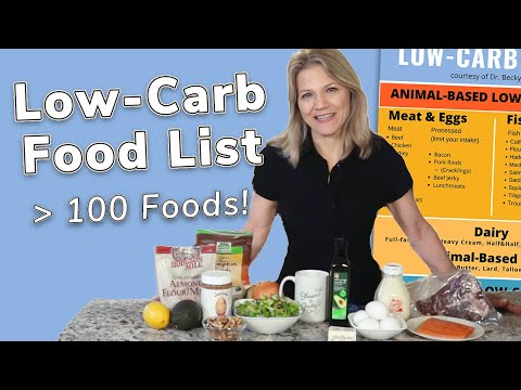 what-can-you-eat-on-a-low-carb-diet?-(full-food-list)