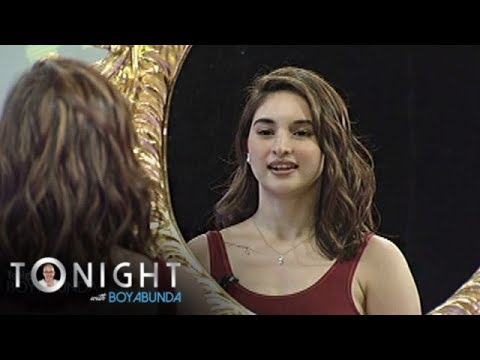 TWBA: Coleen Garcia faces the TWBA golden mirror