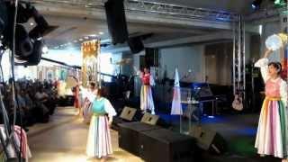 Gambar cover タンバリンダンス IN イスラエル 祈りの祭典 2012①