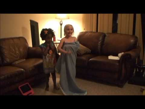 OSCAR 2014 -Best Animation & Song - Francis Family Reaction - 3.2.14