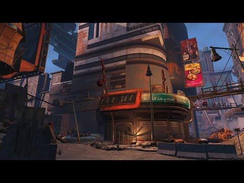 Fallout 4 джекпот хаб 360