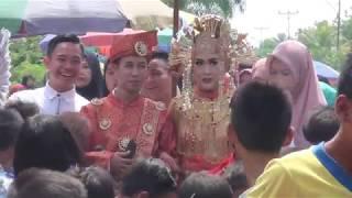 Cuplikan video Walimatul Ursy ZORI & UMI