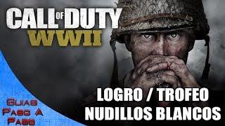 Video de Call of Duty: WW2 (Zombis) | Logro / Trofeo: Nudillos blancos