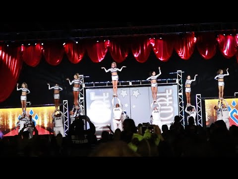 Cheer Athletics Wildcats Encore Championships 2018 Day 2