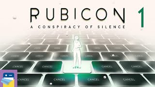 Rubicon: A Conspiracy of Silence - iOS/Android Gameplay Walkthrough Part 1 (by La Belle Games)