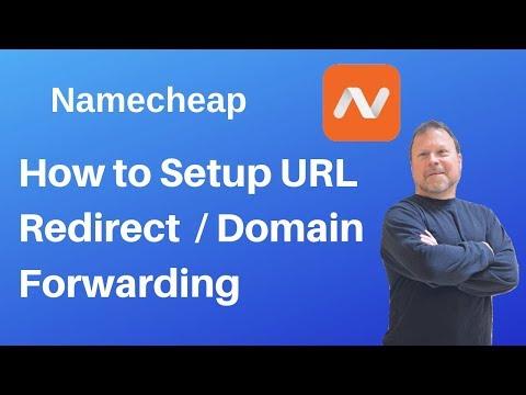Namecheap   How To Setup URL Redirect / Domain Forwarding