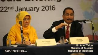 Indonesia Tourism Update at ATF 2016 - HD