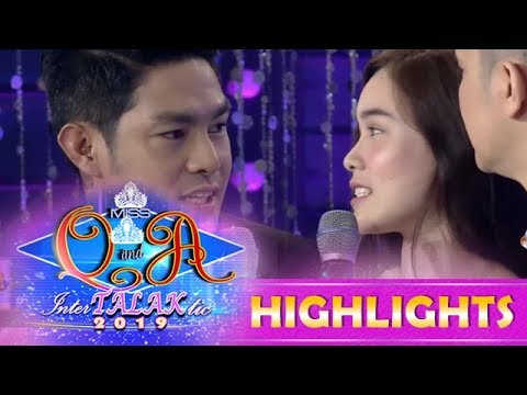 It's Showtime Miss Q and A: Ate Girl and Kuya Escort Ion get into a heated argument