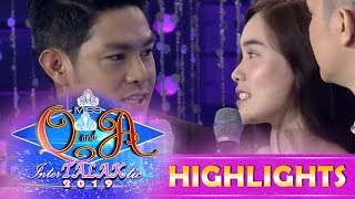 It's Showtime Miss Q & A: Ate Girl and Kuya Escort Ion get into a heated argument