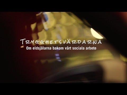 Trygghetsvärdarna – vårt sociala arbete