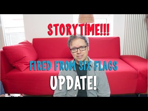 Storytime: Fired from Six Flags UPDATE, Very unOfficial Travel Guides