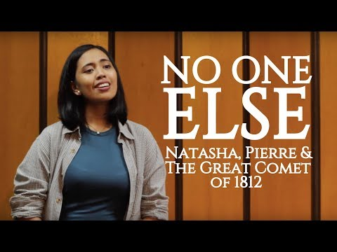 Melisa Camba - No One Else (Natasha, Pierre and Great Comet of 1812)