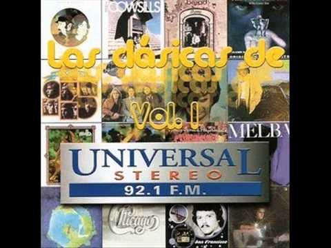 Las Clásicas De Universal Stereo Vol. 1 (spot de radio)