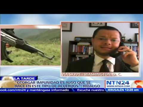 """Analista Juan Carlos Hidalgo: """"¿Justifican los acuerdos con las FARC las 10 curules garantizadas?"""""""