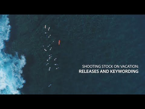 Shooting Stock on Vacation: Part 2 | Adobe Creative Cloud