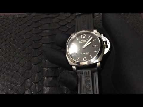 Panerai Luminor 1950 3 Days заложить часы в донском часовом ломбарде