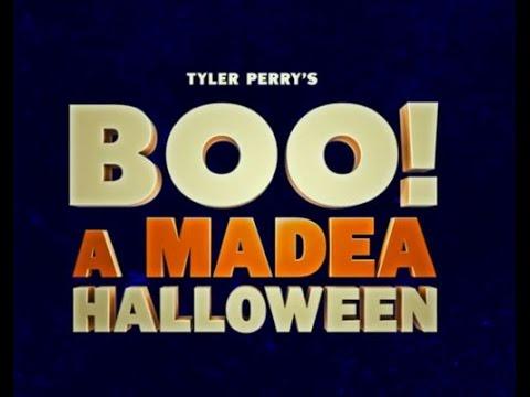 BOO! A MADEA HALLOWEEN - Double Toasted Audio Reviews (NO MORE MADEA MOVIE AUDIO REVIEWS)!