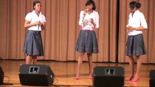 Point of Grace (You Will Never Walk Alone)- By The Tappin Sisters