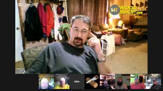The Woodworkers Weekend Shop Talk  Se02 Ep27