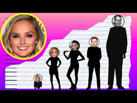How Tall Is Mia Rose Frampton?  Height Comparison!
