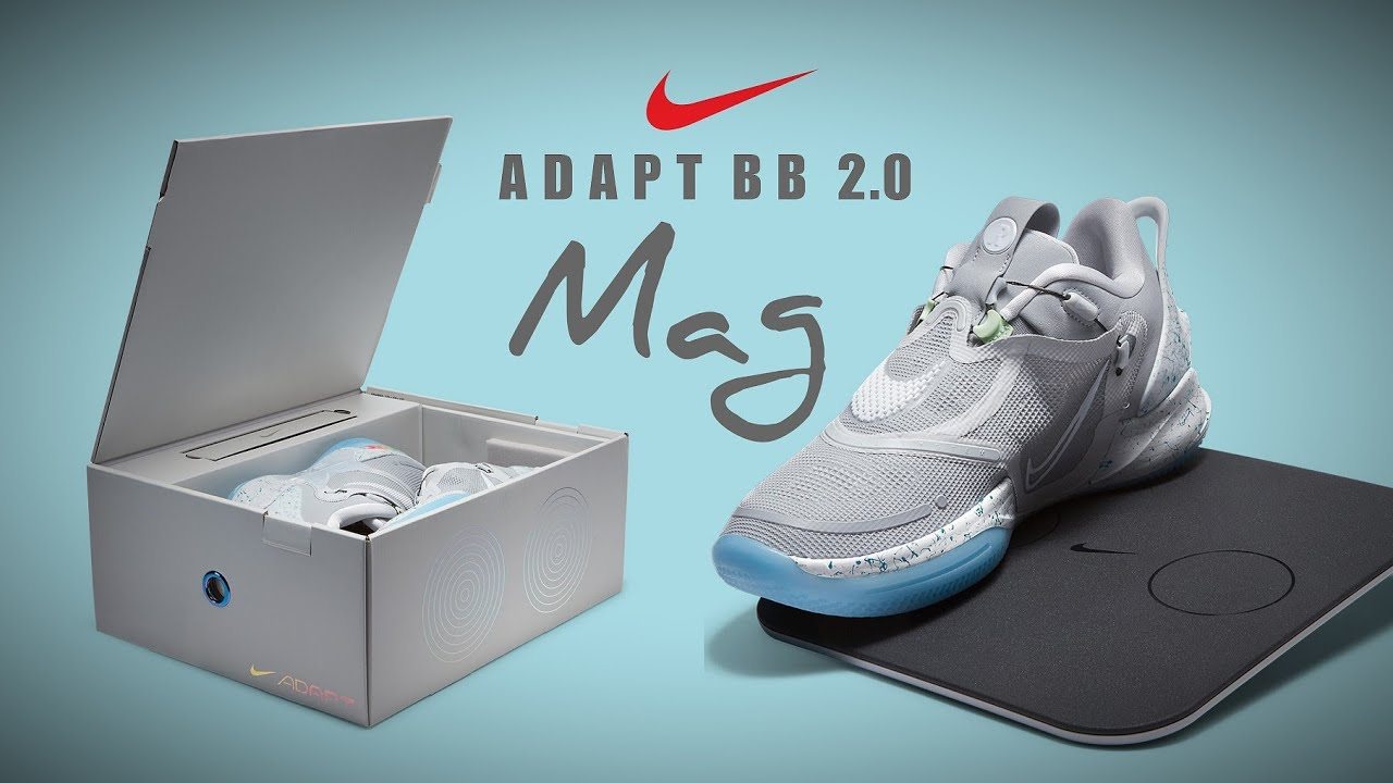 Nike Adapt Bb 2 0 Mag 2020 Release Info Youtube